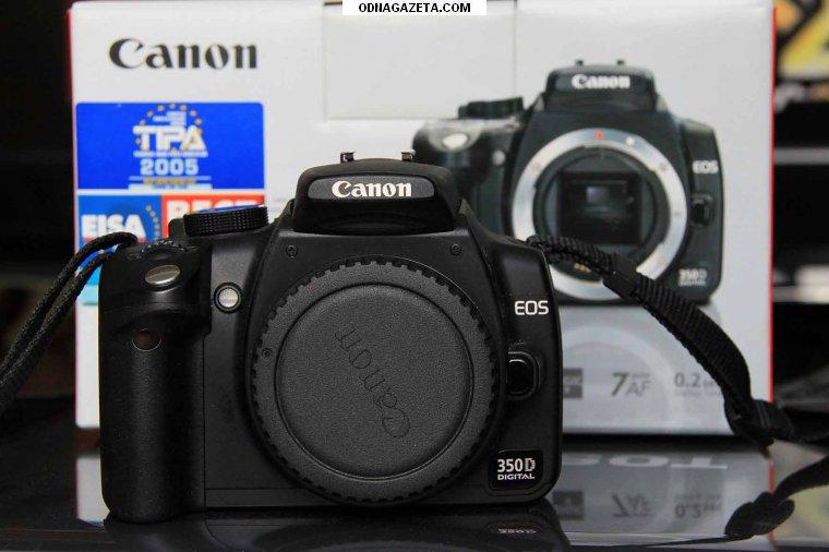 купить Продаю цифровой зеркальный фотоаппарат Canon кривой рог объявление 1