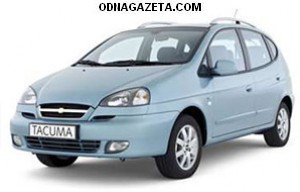 купить Chevrolet Tacuma (U 100) Шевроле кривой рог объявление 1