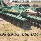 купить Дисковая навесная борона Amazone Catros 6001-2  кривой рог объявление 19