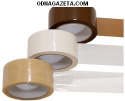 купить Продаем скотч упаковочный: прозрачный, коричневый, кривой рог объявление 1