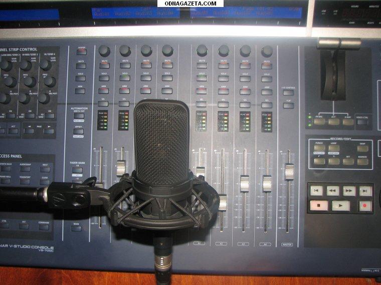 купить Студия звукозаписи. Запись вокала, сессионные кривой рог объявление 1