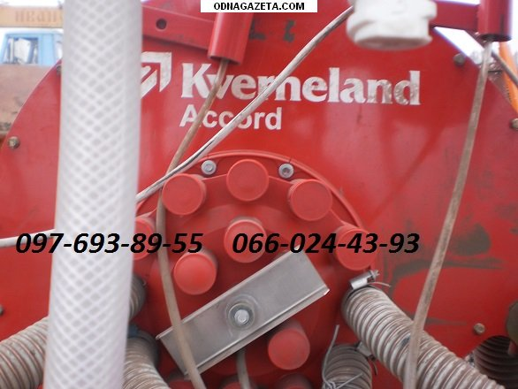 ������ ������ ������� �������������� Kverneland Accord ������ ��� ���������� 1