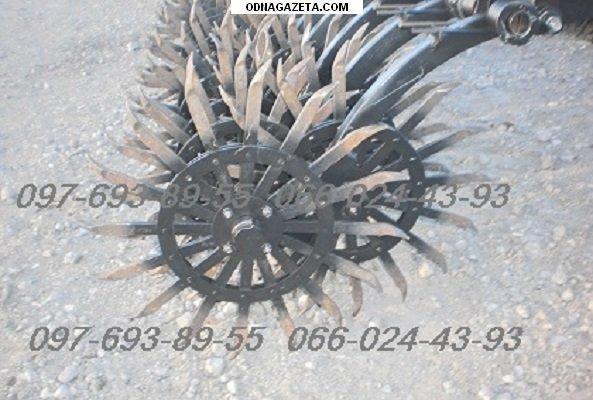 купить Борона — мотыга ротационная Бмр-5. кривой рог объявление 1