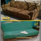купить Перетяжка мягкой мебели в Кривом Роге.  кривой рог объявление 2