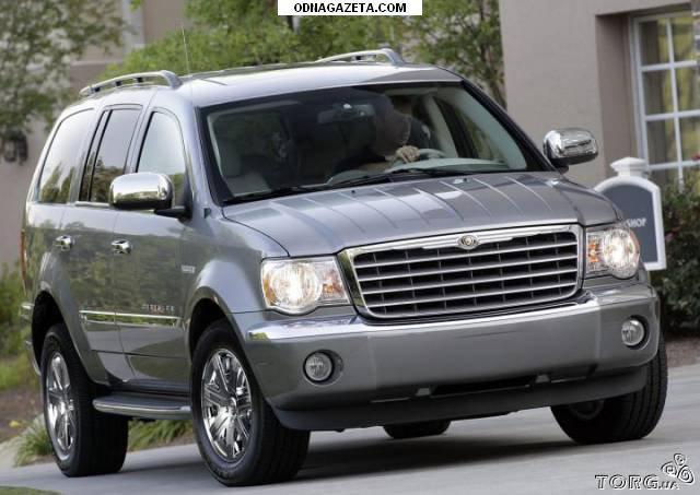 ������ Chrysler Aspen, 2007 �. �., ������ ��� ���������� 1