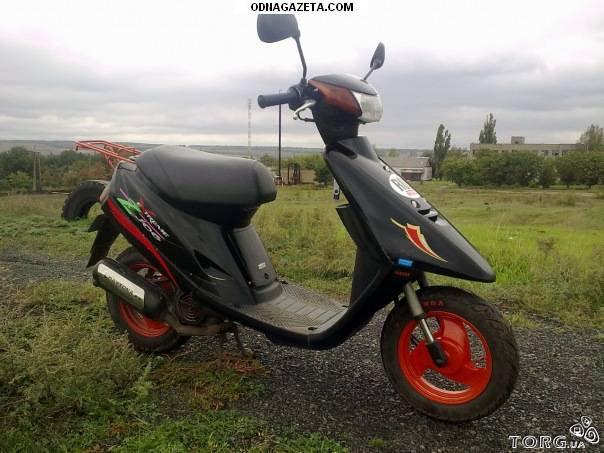 купить Yamaha Jog Z. Цена: 2 кривой рог объявление 1