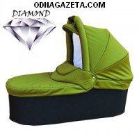 купить Пр. коляску-трансформер оливкового цвета, надувные кривой рог объявление 1