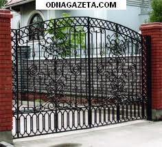 купить Из металла - ворота, заборы, кривой рог объявление 1