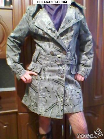 купить Пальто демисезонное 42 (Xs). 320 кривой рог объявление 1