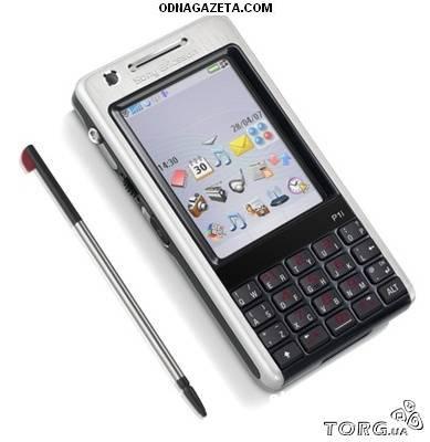 ������ Sony Ericsson P1i � ������ ������ ��� ���������� 1