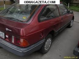 купить Форд-Сиерра 86 гв., цвет красный, кривой рог объявление 1