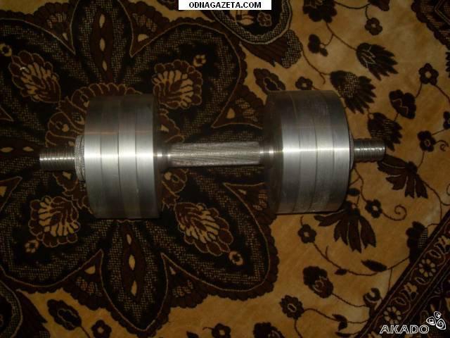 купить Разборные гантели от 15 кг. кривой рог объявление 1