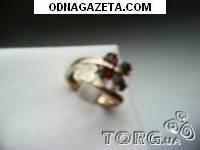 купить Кольцо Зарина: р-р 17, золото кривой рог объявление 1