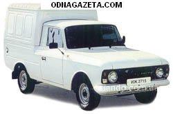 купить Пр. Иж-2715 грузовой 1998 г кривой рог объявление 1