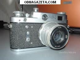 купить Пр. фотоаппарат Fed-3, фотоувеличитель, глянцеватель. кривой рог объявление 1