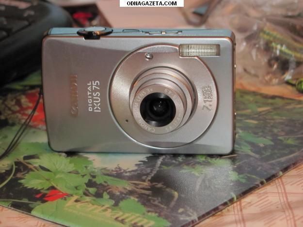купить Canon ixus 75. 1100 грн. кривой рог объявление 1