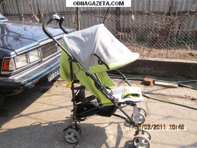 купить Детская прогулочная коляска-трость capella. 800 кривой рог объявление 1