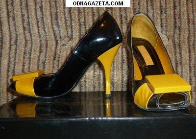 купить Кожаные туфли 37 р-ра. цена кривой рог объявление 1