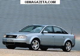 купить Audi A6/седан, 2001 г. в., кривой рог объявление 1