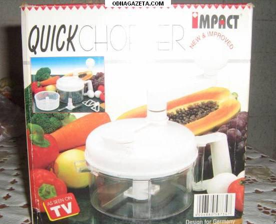 купить Ручной комбаин измельчает овощи, фрукты, кривой рог объявление 1