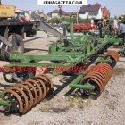 купить Каток почвообрабатывающий гидрофицированный спиралевидный секционный 18  кривой рог объявление 1