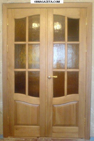 купить Двери из дерева. Изготавливаем двери кривой рог объявление 1