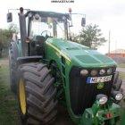 купить Колёсный трактор John Deere- 8430, 2007  кривой рог объявление