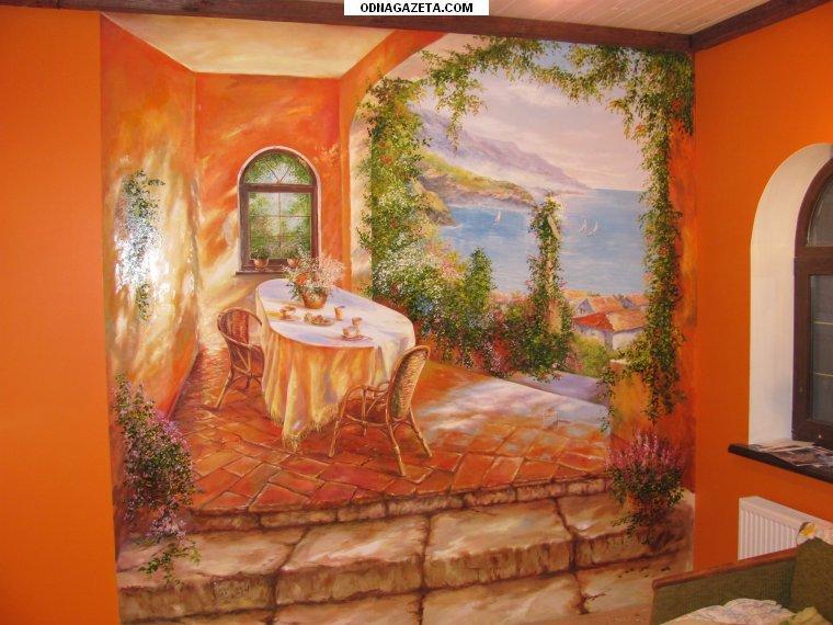 купить Художественная роспись стен, картины на кривой рог объявление 1