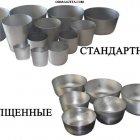 купить Алюминиевые формы для выпечки пасок и  кривой рог объявление