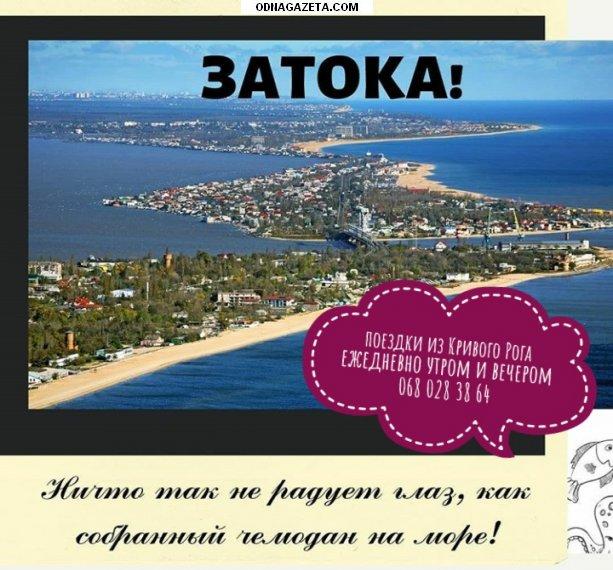 купить Поездки на Азовское и Черноморское кривой рог объявление 1