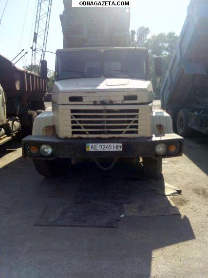 купить Продам автомобиль КрАЗ 6510 дизель, кривой рог объявление 1