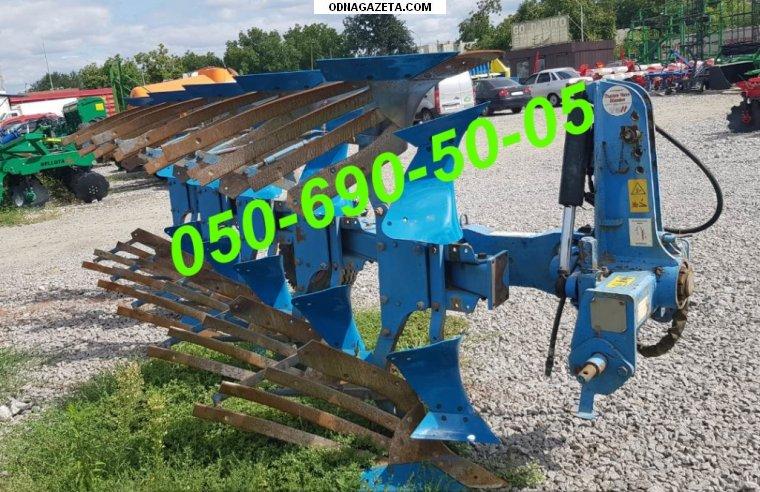 купить Б/У Lemken EurOpal 7 4 кривой рог объявление 1