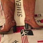 купить Продам новые кожаные сапоги производство Польша,  кривой рог объявление