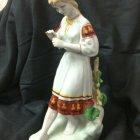 купить Продаю статуэтки: пепельница (медведь с бочкой),  кривой рог объявление