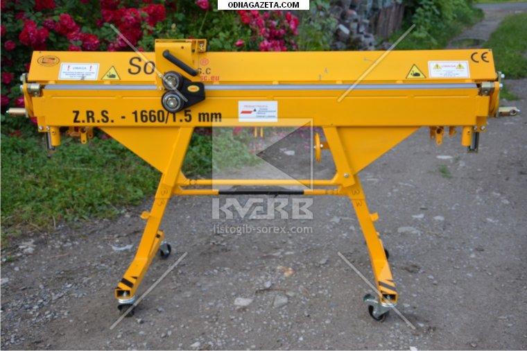 купить Листогибы ручные Sorex Zgr-1660 и кривой рог объявление 1