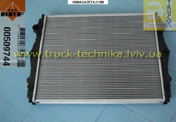 купить Радиатор охлаждения двигателя Daf 1405176 кривой рог объявление 1