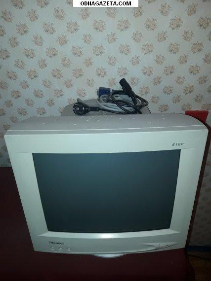 купить Монитор Hansol 510p с диагональю кривой рог объявление 1