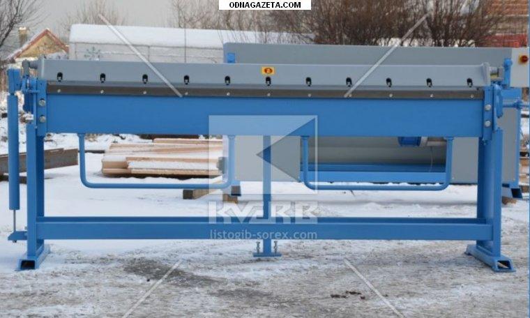 купить Гибочный станок Mazanek Zgr 2000/1, кривой рог объявление 1