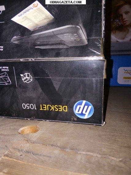 купить Продам Мфу hp Deskjet 1050, кривой рог объявление 1