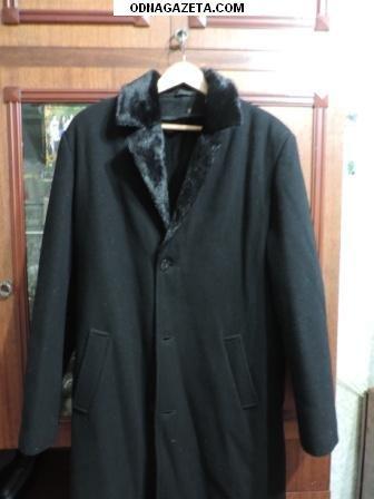 купить Продам зимнее мужское кашемировое пальто. кривой рог объявление 1