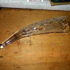 купить Продам красивый хрустальный рог Тел. 0687489593.  кривой рог объявление