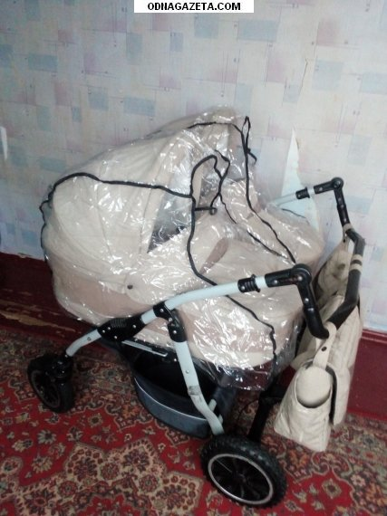 купить Продам коляску для двойни, 5000грн. кривой рог объявление 1