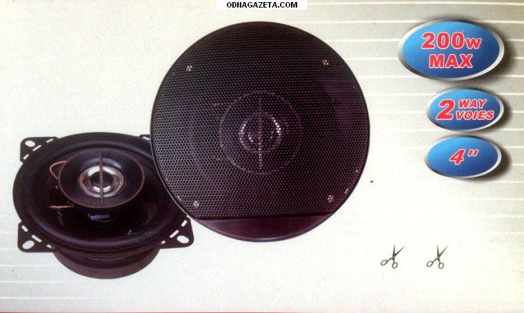 купить Автомобильная акустика, колонки Pioner Sp-1044 кривой рог объявление 1