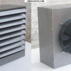 купить Тепловентиляторы с двурядным медно-алюминиевым теплообменником. Надежная  кривой рог объявление