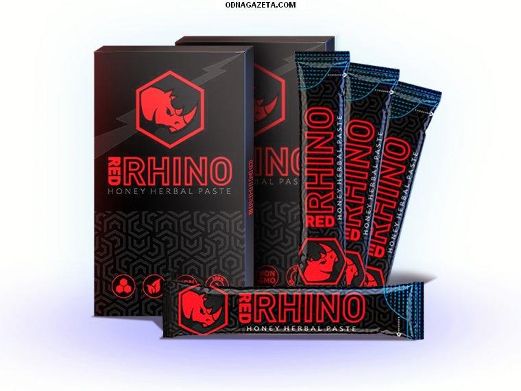 купить Инновационное средство Red Rhino повышающее кривой рог объявление 1