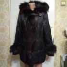 купить Куртка женская, размер 46, черного цвета,  кривой рог объявление