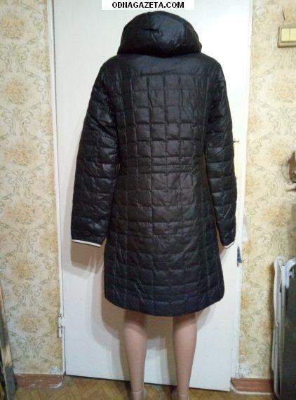 купить Куртка женская, размер 46, черного кривой рог объявление 1