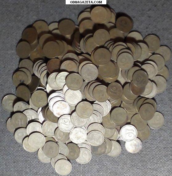 купить Подам монеты Украины 10 коп кривой рог объявление 1