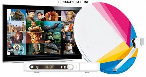 купить Спутниковое Телевидение без абонентской платы. кривой рог объявление 1
