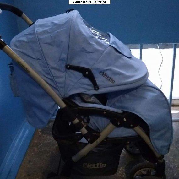 купить Продается детская прогулочная коляска Everflo кривой рог объявление 1